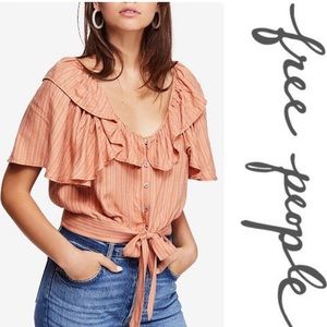 FREE PEOPLE The Rosemary Top NWT